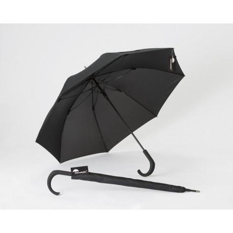 Štandardný dáždnik s ohnutým madlom