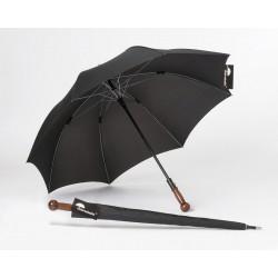 Prémiový dáždnik s rovným madlom